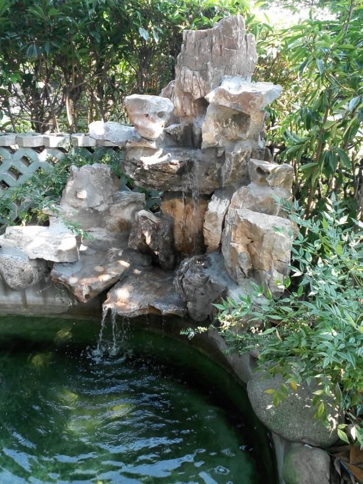 水景——流水假山