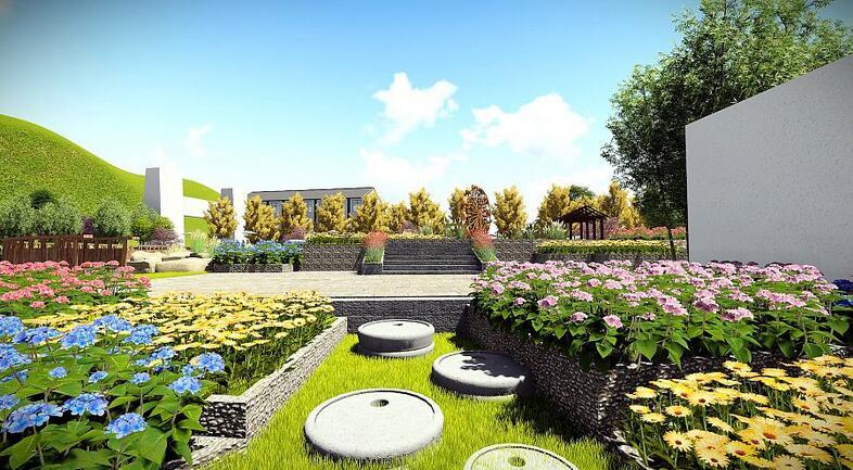 南京庭院设计|南京景观设计|南京别墅花园|南京文雅